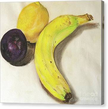 Banana And Company Canvas Print