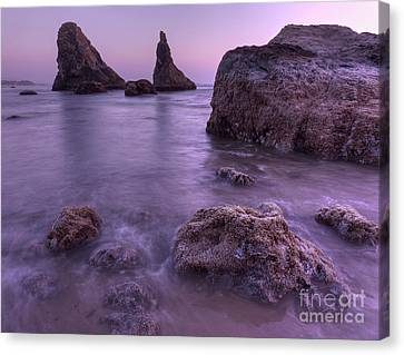 Bandon In Oregon Canvas Print