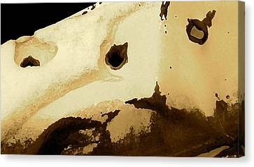 Bang Bang Bang Canvas Print by Alpha Pup