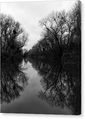 Bannon Slough Canvas Print