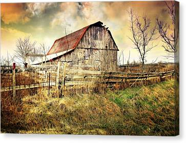 Barn 26 Canvas Print