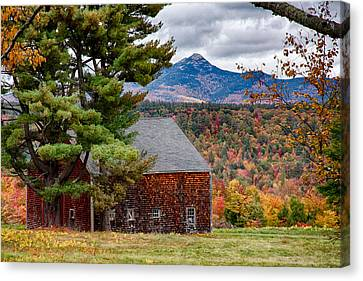 Barn Number Three Canvas Print