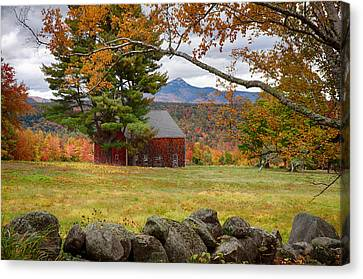 Barn Number Two Canvas Print