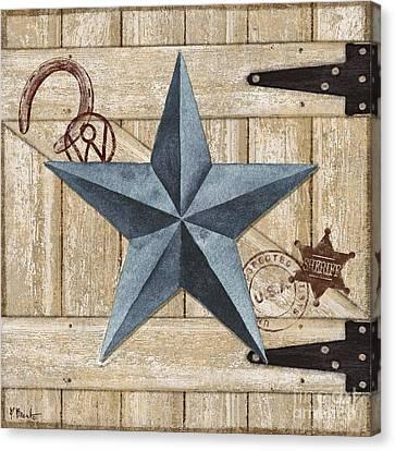Barn Star II Canvas Print