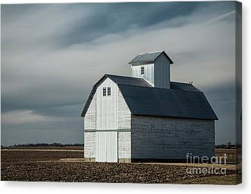 Barn Canvas Print by Timothy Johnson