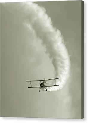 Barnstormer Canvas Print by David April