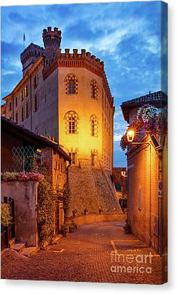 Canvas Print featuring the photograph Barolo Morning by Brian Jannsen