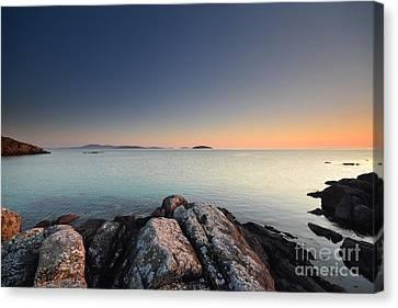 Barra Views Canvas Print