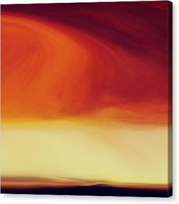 Barren Lands Canvas Print