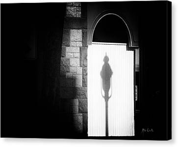 Barristers Window Canvas Print by Bob Orsillo