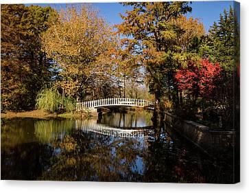 Bartlett Arboretum Canvas Print