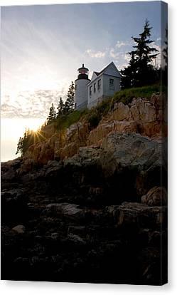 Bass Harbor Lighthouse 1 Canvas Print