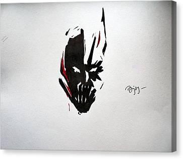 Bat-bane Canvas Print