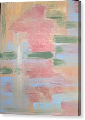 Bather Canvas Print
