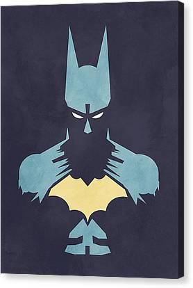 Batman Canvas Print by Jason Longstreet