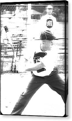 Batter Up  Canvas Print