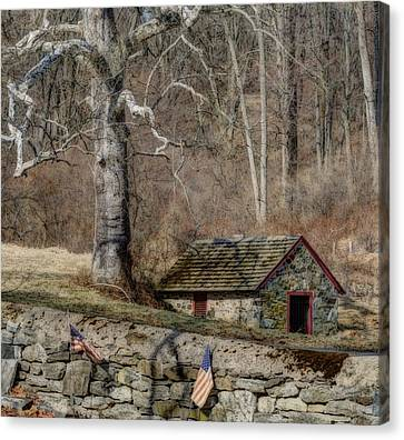 Battlefield Canvas Print by Joe Campbell