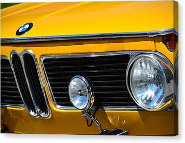 Canvas Print featuring the photograph Bavarian Nose by John Schneider