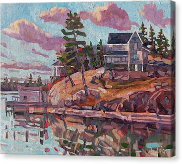 Bayview Canvas Print by Phil Chadwick