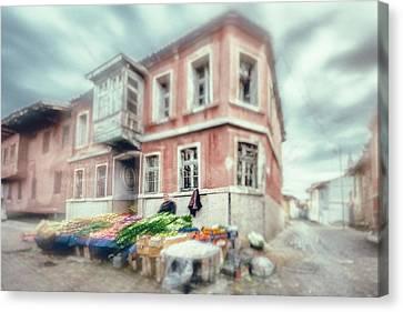 Canvas Print - Bazaar by Okan YILMAZ