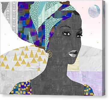 Journey Canvas Print - Hope by Claudia Schoen