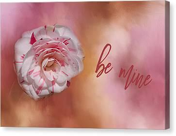 Will You Be Mine Canvas Print by Kim Hojnacki