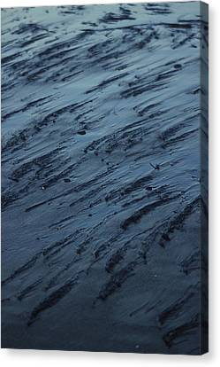 Beach Abstract 20 Canvas Print