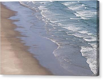Canvas Print - Beach Abstract by Sheri Van Wert