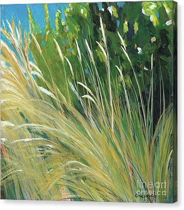 Beach Grass 1 Canvas Print