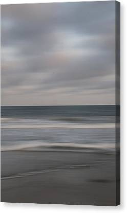 Canvas Print featuring the photograph Beach by Kevin Bergen