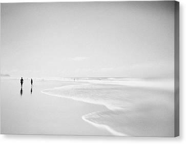 Beach Life Iv Canvas Print