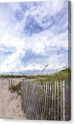 Beach Time IIi Canvas Print