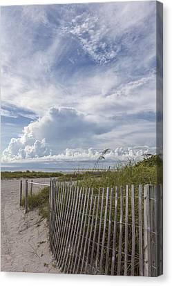 Beach Time Canvas Print by Jon Glaser