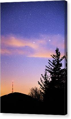 Beacon Lights Canvas Print