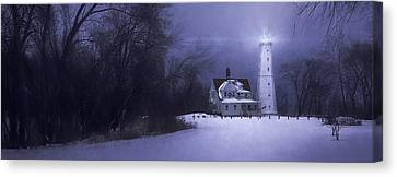 Beacon Canvas Print by Scott Norris
