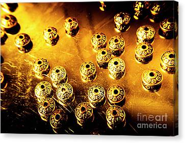 Beads From Another Universe Canvas Print
