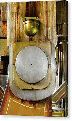 Beam Engine Bearing Canvas Print by Steev Stamford