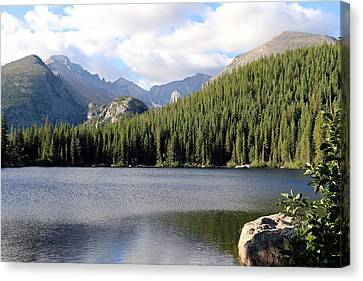 Bear Lake 01 Canvas Print