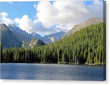 Bear Lake 03 Canvas Print