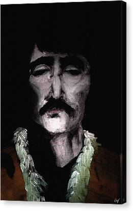 Beatle John Canvas Print by Nicholas Ely