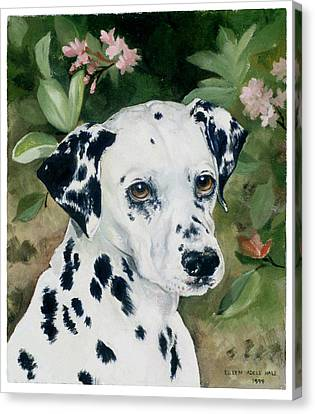 Beaudiddeley Canvas Print by Eileen Hale