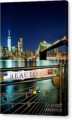 Beautiful Canvas Print
