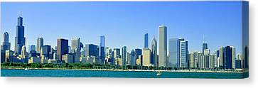 Beautiful Chicago Canvas Print