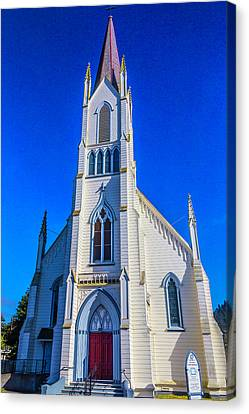 Beautiful Church Of The Assumption Canvas Print by Garry Gay