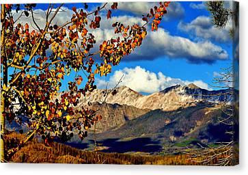 Beautiful Colorado Canvas Print by Ellen Heaverlo