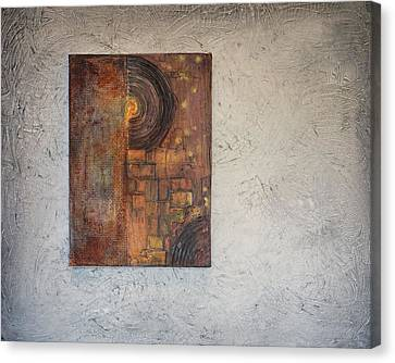 Beautiful Corrosion Too Canvas Print