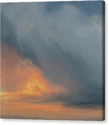 Beautiful Day Canvas Print by Lonnie Christopher