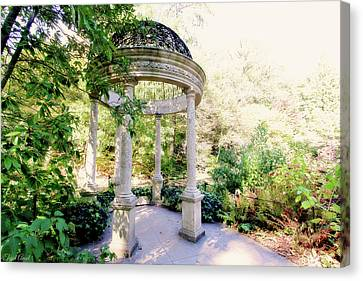 Beautiful Gazebo Canvas Print