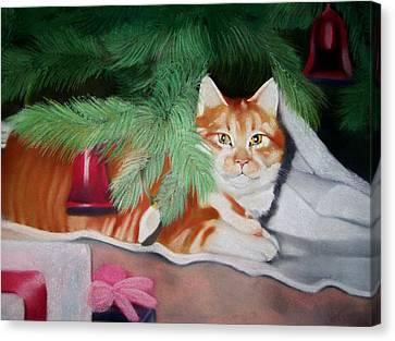 Beautiful George Canvas Print