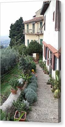 Beautiful Italian Scenery  Canvas Print by Andrew Karp